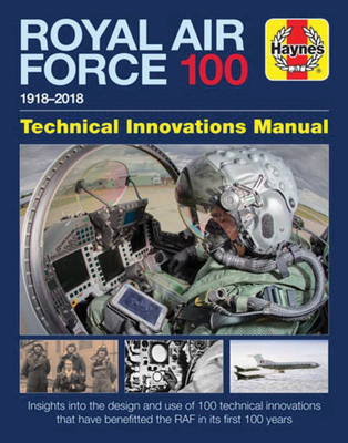 Royal Air Force 100 Technical Innovations Manual Cover Image