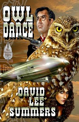 Cover for Owl Dance