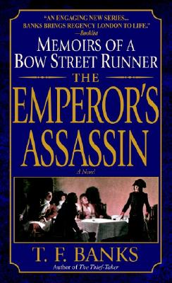 The Emperor's Assassin Cover