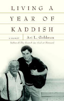 Living a Year of Kaddish Cover