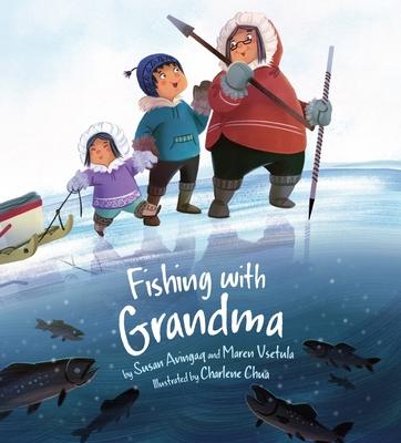Fishing with Grandma (English) Cover Image