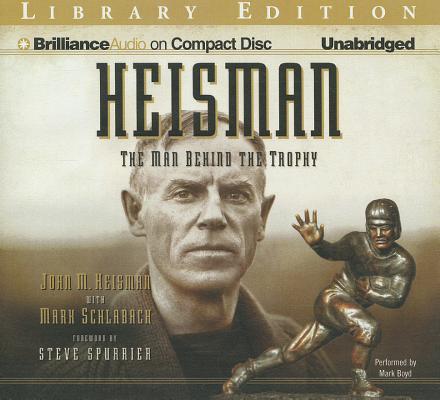 Heisman Cover