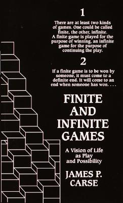 Finite and Infinite Games Cover