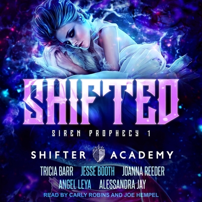 Shifted: Siren Prophecy 1 Cover Image