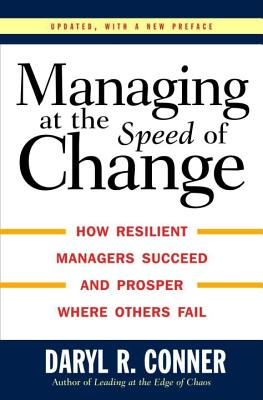 Managing at the Speed of Change Cover
