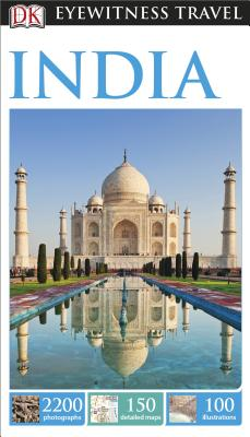 DK Eyewitness Travel Guide: India Cover Image
