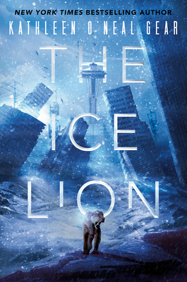 Cover for The Ice Lion (The Rewilding Reports #1)