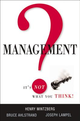 Management? It's Not What You Think! Cover Image