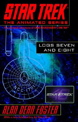 Star Trek Logs Seven and Eight Cover