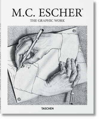 M.C. Escher. the Graphic Work Cover Image