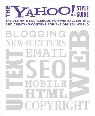 The Yahoo! Style Guide Cover
