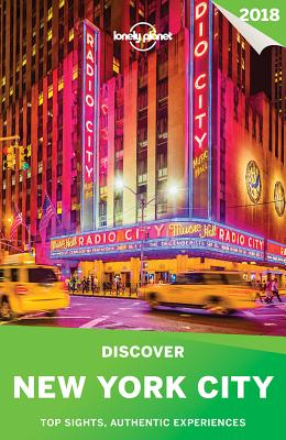 Lonely Planet Discover New York City 2018 (Travel Guide) Cover Image