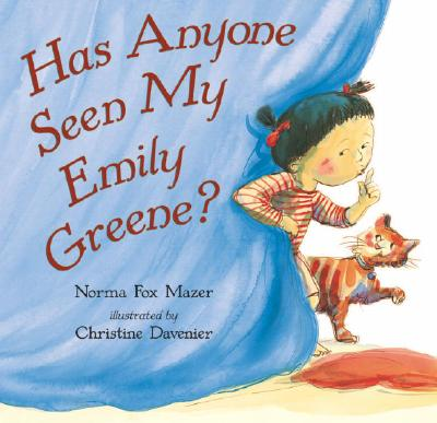 Has Anyone Seen My Emily Greene? Cover