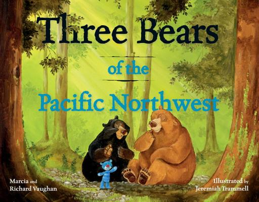 Three Bears of the Pacific Northwest Cover