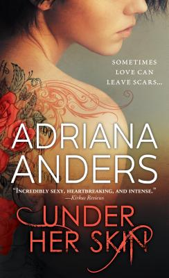 Under Her Skin (Blank Canvas #1) Cover Image