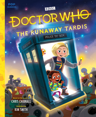 Doctor Who: The Runaway TARDIS (Pop Classics #8) Cover Image