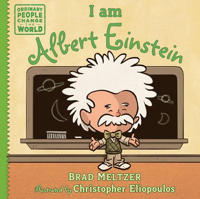I Am Albert Einstein Cover