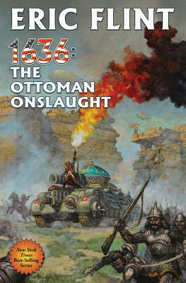 1636: The Ottoman Onslaught (Ring of Fire #21) Cover Image