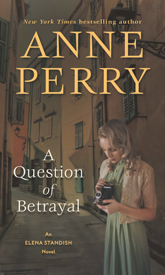 A Question of Betrayal Cover Image