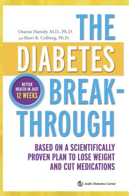 The Diabetes Breakthrough Cover