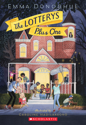 The The Lotterys Plus One Cover Image