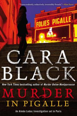 Murder in Pigalle Cover Image