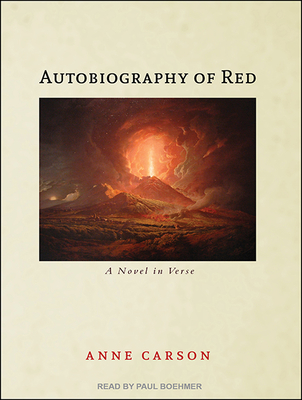 Autobiography of Red (Vintage Contemporaries) Cover Image