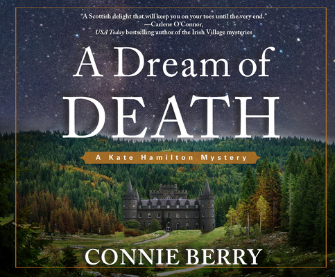 A Dream of Death: A Kate Hamilton Mystery Cover Image