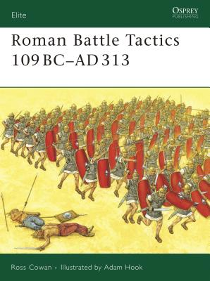 Roman Battle Tactics 109bc-Ad313 Cover Image