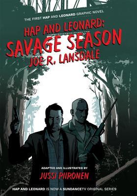 Hap and Leonard: Savage Season Cover Image