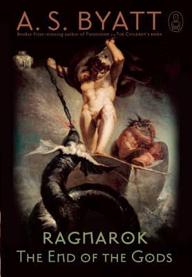 Cover for Ragnarok