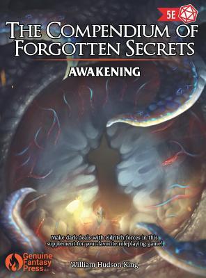 The Compendium of Forgotten Secrets: Awakening Cover Image