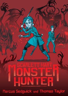 Scarlett Hart: Monster Hunter Cover Image