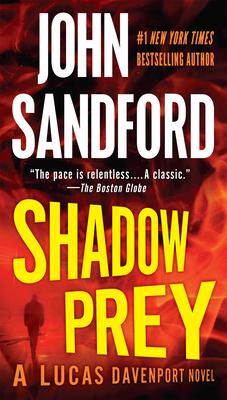 Shadow Prey (A Prey Novel #2) Cover Image