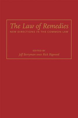 The Law of Remedies: New Directions in the Common Law Cover Image