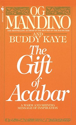 The Gift of Acabar Cover