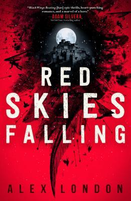 Red Skies Falling (The Skybound Saga #2) Cover Image
