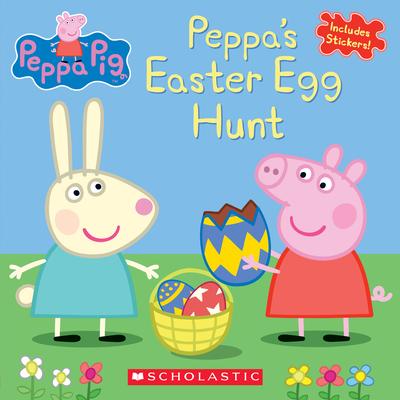 Peppa's Easter Egg Hunt (Peppa Pig) Cover Image