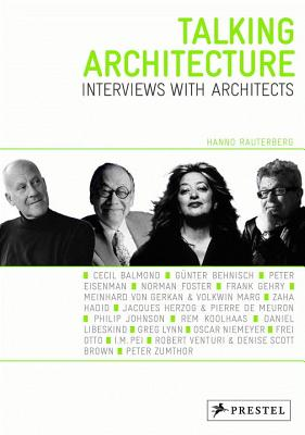 Talking Architecture Cover
