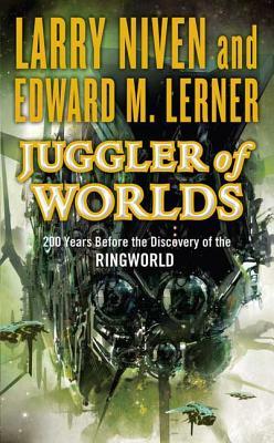 Cover for Juggler of Worlds