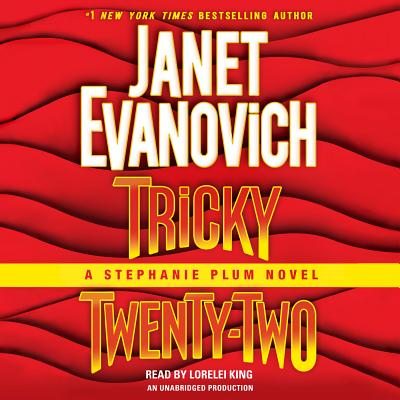 Tricky Twenty-Two: A Stephanie Plum Novel Cover Image