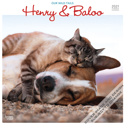 Henry & Baloo Our Wild Tails 2021 Square Cover Image