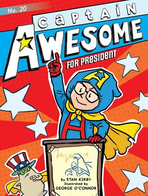 Captain Awesome for President Cover Image