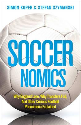 Soccernomics Cover