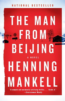 The Man from Beijing Cover