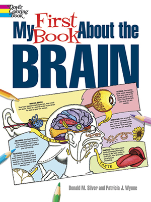 My First Book about the Brain (Dover Children's Science Books) Cover Image