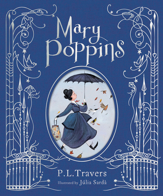 Mary Poppins (illustrated gift edition) Cover Image