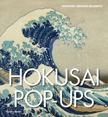 Hokusai Pop-Ups Cover Image