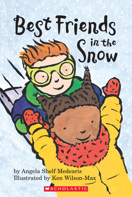 Best Friends In The Snow (level 1) (Hello Reader) Cover Image