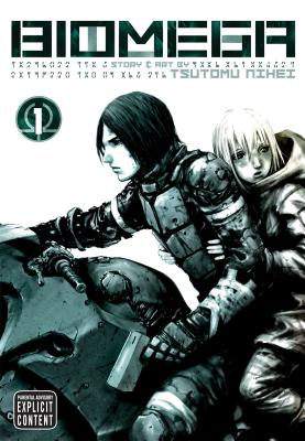 Biomega, Volume 1 Cover
